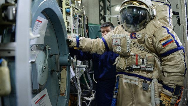В России за пять лет увеличилось число девушек, желающих стать космонавтами
