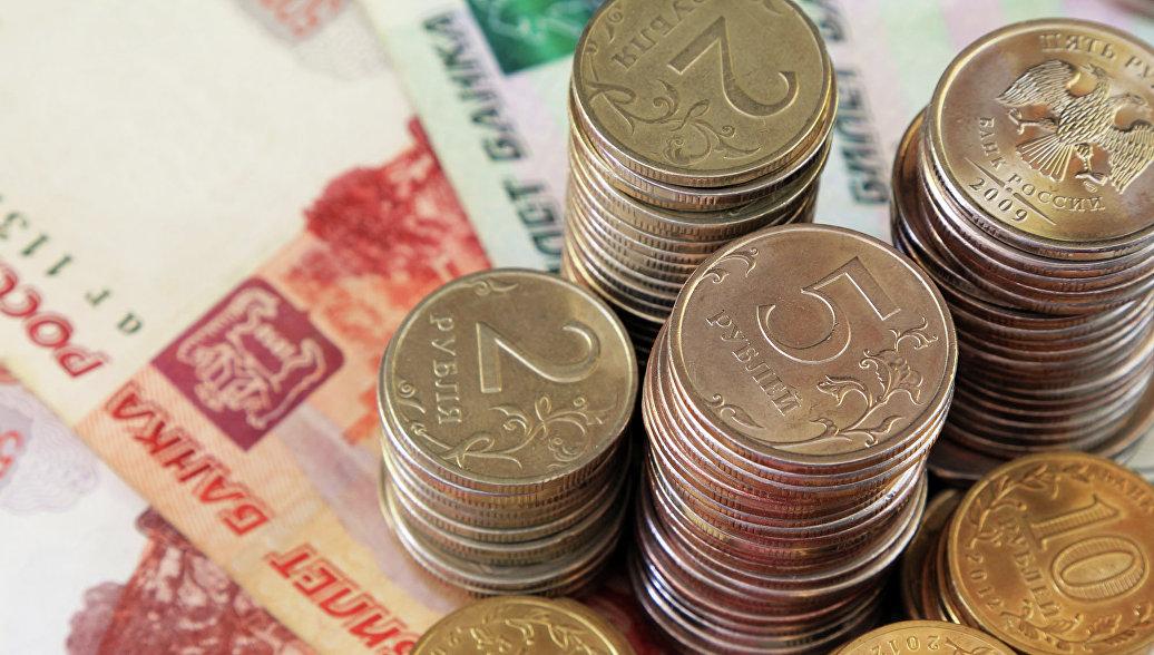 Рубль отыграл 7 рублей у доллара и 10 рублей у евро