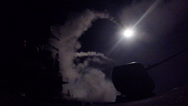 КНР ответил наавиаудары США вСирии