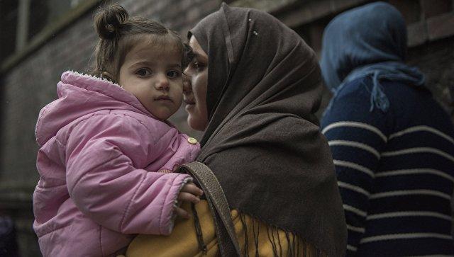 Армения предоставила убежище десяткам тысяч беженцев из Сирии