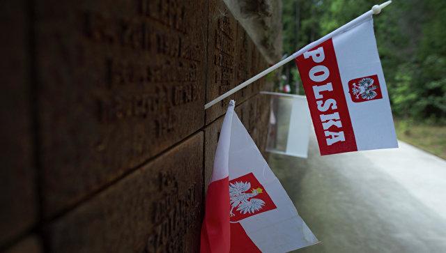 Варшава недовольна размещенными вКатыни данными опогибших красноармейцах