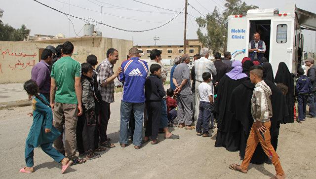 СМИ: женщинам в освобожденной от ИГ* части Мосула запретили носить никаб