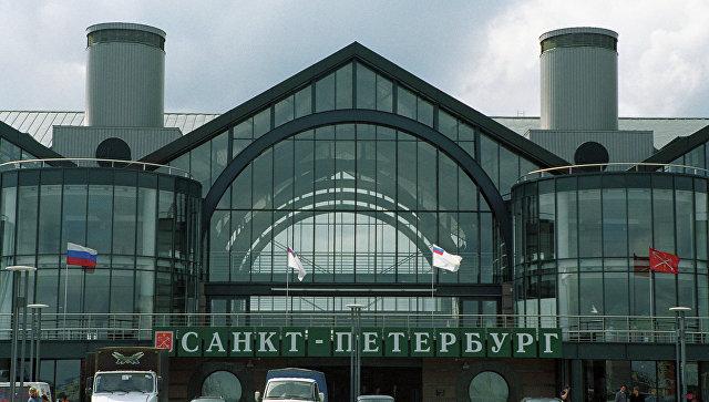 Санкт-Петербург Ладожский вокзал. Архивное фото