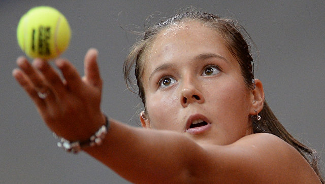 Самая сексуальная теннисистка россии