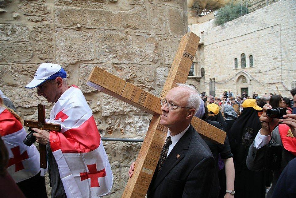 Иерусалим готовится встречать праздник Пасхи