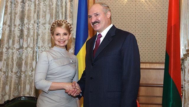 В Раде рассказали об испортившей отношения Тимошенко и Лукашенко колбасе