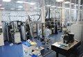 Чистая зона в Курчатовском центре синхротронных исследований