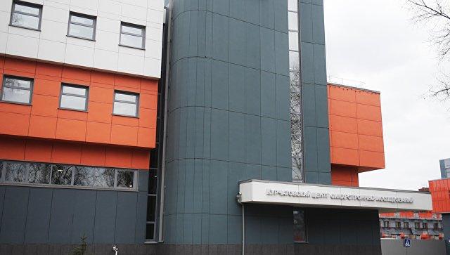 Здание Курчатовского центра синхротронных исследований. Архивное фото
