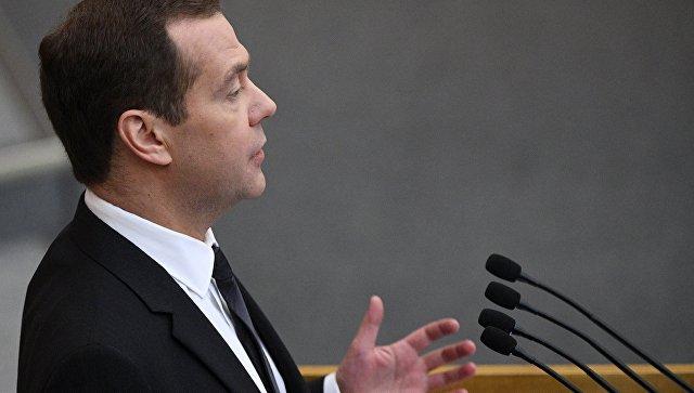 Медведев назвал инцидент вИдлибе превосходно продуманной провокацией