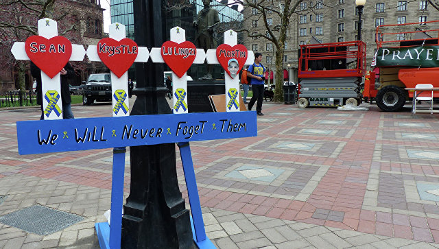 Adidas извинился запоздравительные письма участникам Бостонского марафона