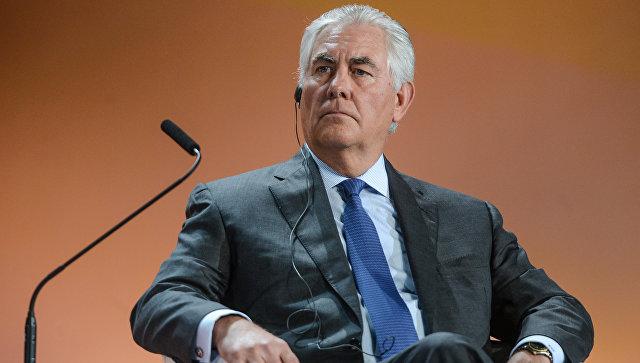 Тиллерсон: возвращение России в G7 зависит от выполнении минских соглашений
