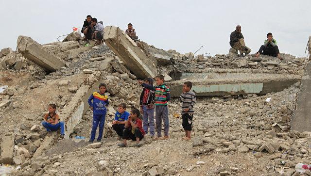 Иракские военные освободили от боевиков ИГ* три деревни на границе с Сирией