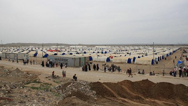 ВВС Ирака сбросили на Мосул листовки с призывом покинуть центр города