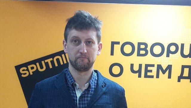 Российский журналист, писатель, литературный критик Лев Данилкин