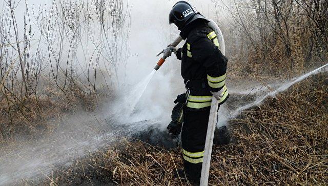 Площадь пожаров в Бурятии увеличилась более чем в два раза за выходные