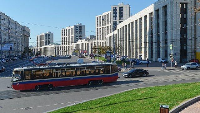 СМИ узнали обобстреле трамвая навостоке столицы