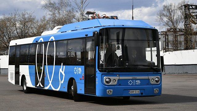 Первый электробус Ростова-на-Дону во время ЧМ-2018 станет экскурсионным