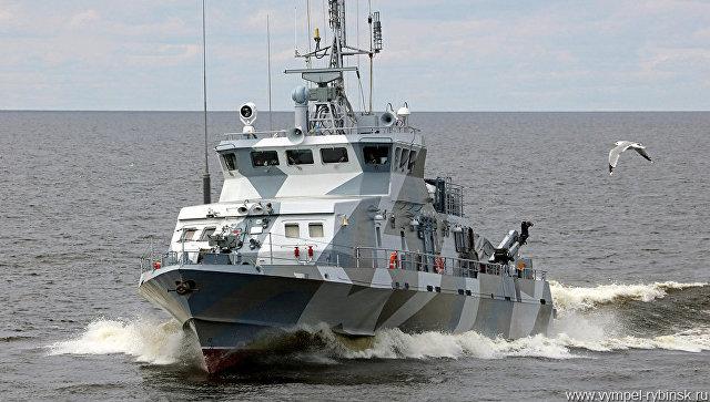 Катеру Северного флота присвоили имя погибшего вСирии морпеха