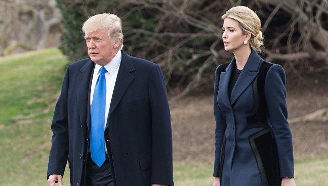 Иванка Трамп: нехочу делать вид, что являюсь знатоком всфере политики