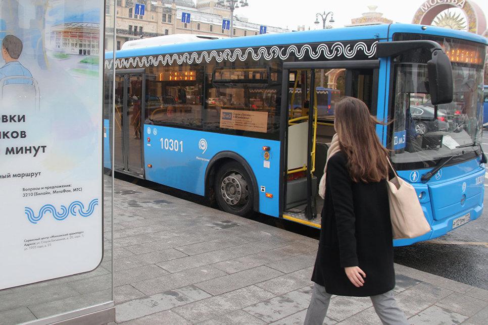 15 октября изменятся маршруты общественного транспорта в Москве