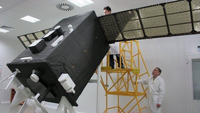 Самарские ученые представили космический аппарат обновленного поколения