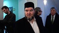 Заседание суда по делу имама Махмуда Велитова