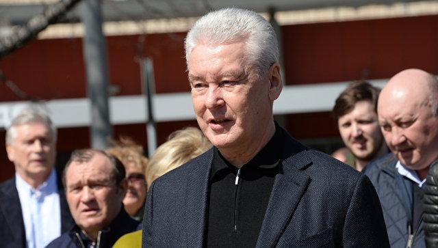 Собянин пригласил граждан игостей столицы нафестиваль «Московская весна»