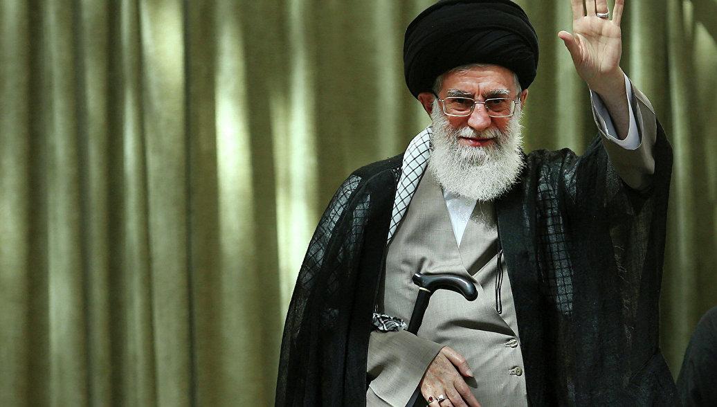 Хаменеи: политика Ирана и США по Ближнему Востоку прямо противоположна