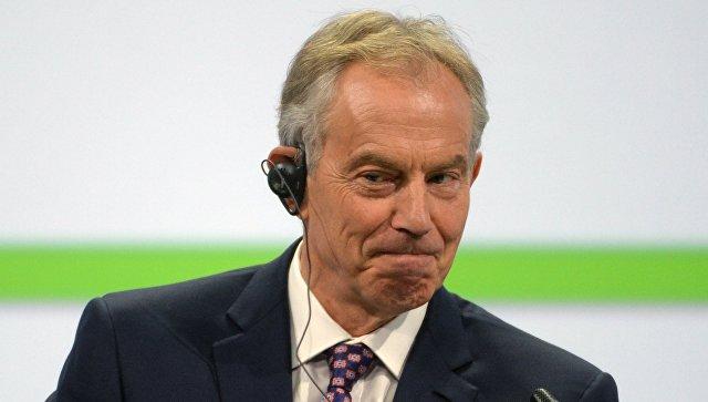 Блэр заявил, что Brexit побудил его вернуться в политику