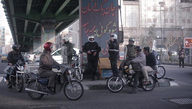 Зарубежные страны. Иран. Тегеран. Архивное фото