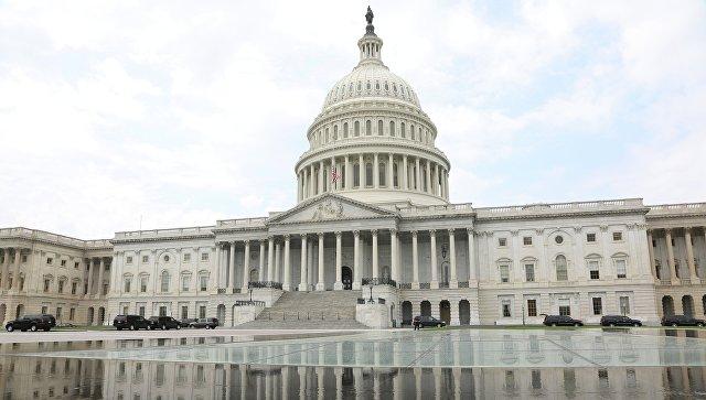 Местопребывание Конгресса США. Архивное фото