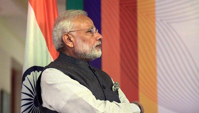 Премьер-министр Индии открыл самые длинный мост в стране