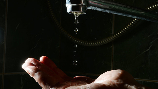 Несколько тысяч жителей Воронежа остались без воды из-за аварии