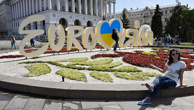 "На Украине выявили нарушения на $17,6 млн при организации ""Евровидения"""