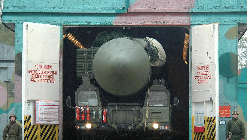Ракетные дивизии РВСН за10 лет перевооружат накомплексы 5-ого поколения