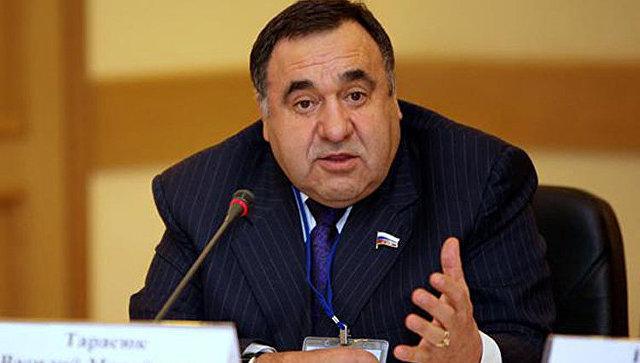 Депутат Государственной Думы Василий Тарасюк. Архивное фото