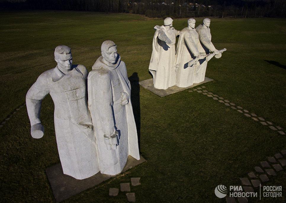 ОНФ выявил огромное количество нарушений при благоустройстве мемориала Героям-панфиловцам