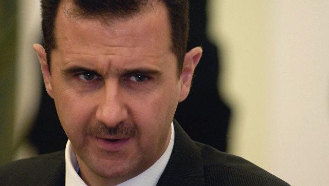 Асад объявил ошансе боевиков сложить оружие
