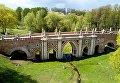 Большой каменный мост Дворцово-паркового ансамбля музея-заповедника Царицыно