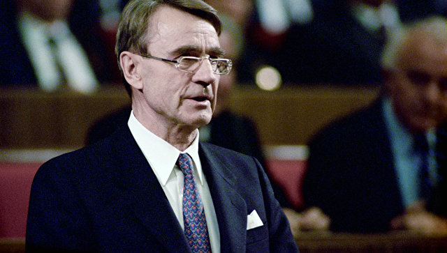 Скончался экс-президент Финляндии Мауно Койвисто
