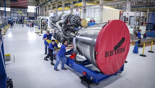 Североамериканская компания провела стендовые тестирования мотора ВЕ-4