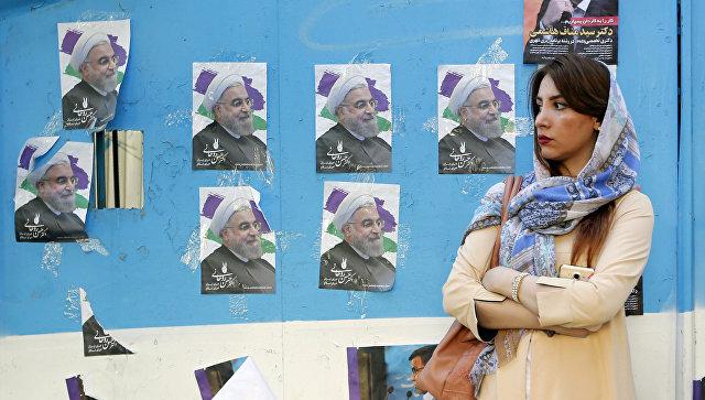 Навыборы вИране пришли 70 процентов  избирателей
