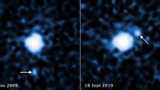 Карликовая планета 2007 OR10 имеет луну, выяснили ученые