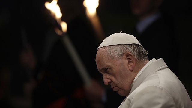 Папа Франциск осудил сексуальное насилие со стороны клира в отношении детей