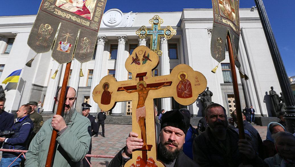 Легойда назвал решение Константинополя беспрецедентным и антиканоническим