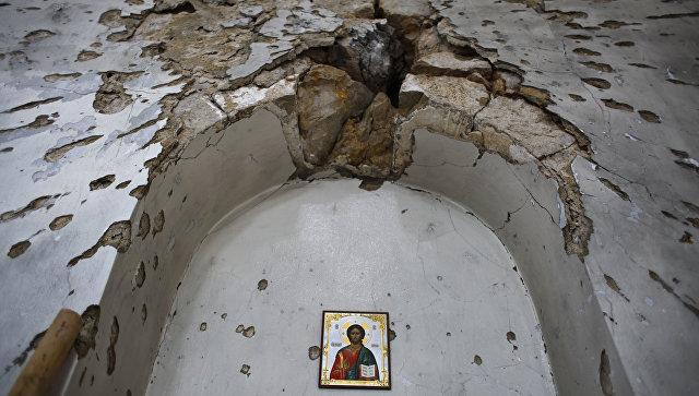 Лавров назвал противозаконным удар коалиции США врайоне Ат-Танфа вСирии