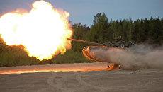 Танк Т-80. Архивное фото