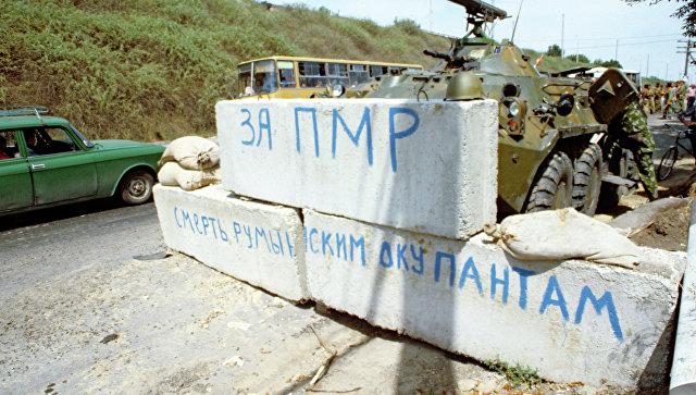Вгосударстве Украина  начали пропускать грузы вПриднестровье только сразрешения Молдавии