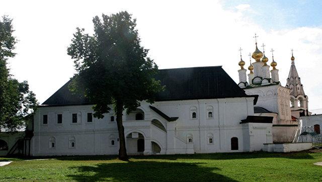 Рязанский Кремль. Архивное фото