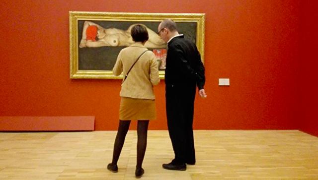 Проект Свидание в музее